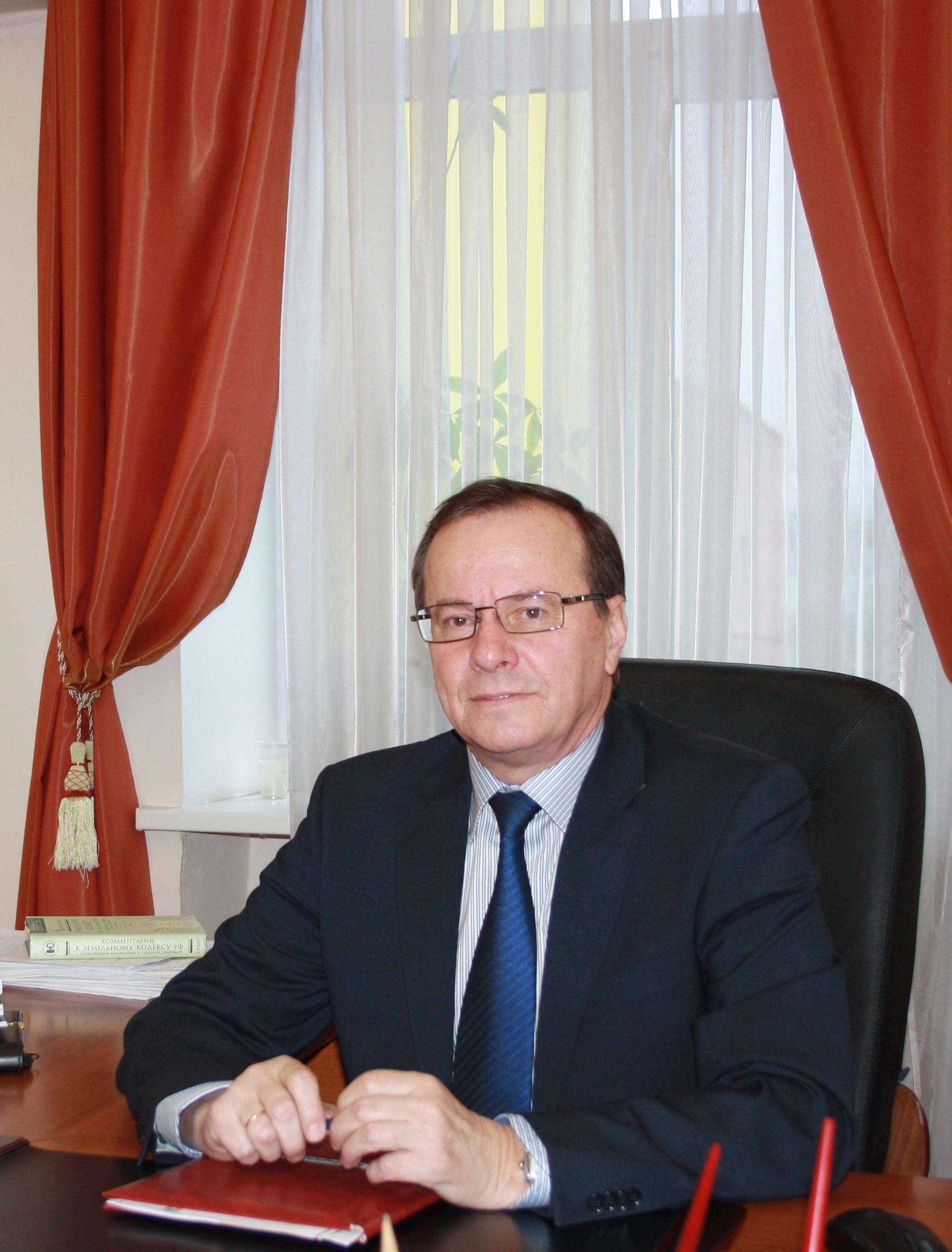 Петр Маркатун главный архитектор Ставропольского края